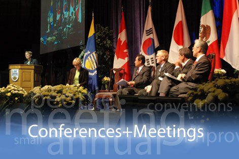 Audio Visual for UBC Conferences and Meetings