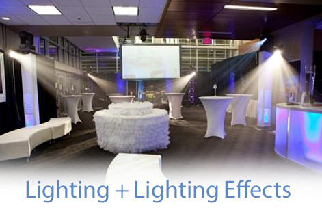 Event Lighting and Design in Vancouver and Kelowna