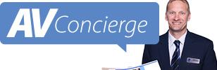 av concierge program graphic